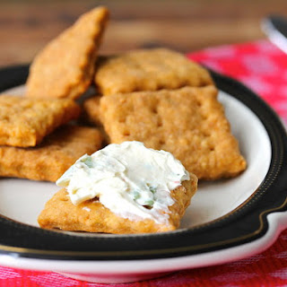 Cheddar Cheese Crackers