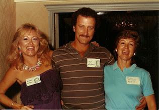 Photo: Marcia Sleeper, Rick Windham, Diana (Burson) Kendrick