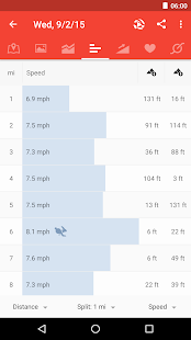 Runtastic Road Bike PRO Screenshot 3