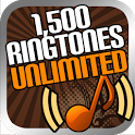1500 Ringtones Unlimited icon