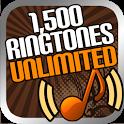 1500 Ringtones Unlimited icon