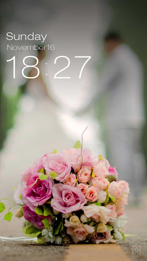 ZUI Locker Theme - Wedding