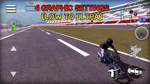 Motorbike - Wheelie King 2 - King of wheelie bikes 1.0 screenshots 3