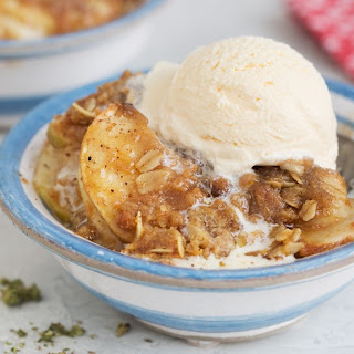 The Goodship Company's Snickerdoodle Apple Crisp