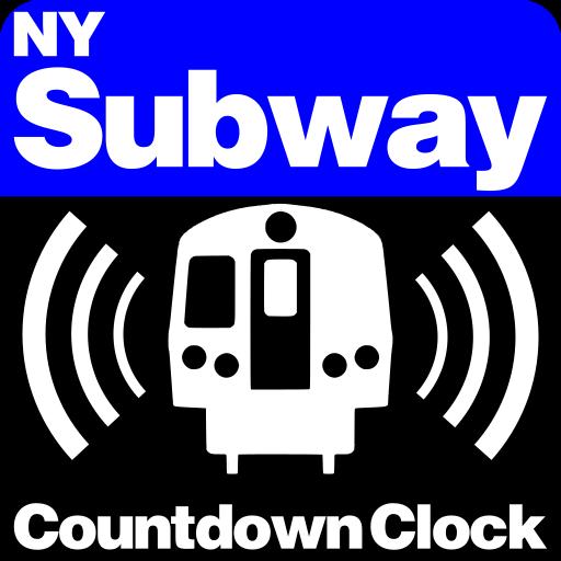 NY Subway Countdown Clock
