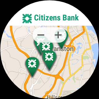Citizens Bank Mobile Banking- screenshot