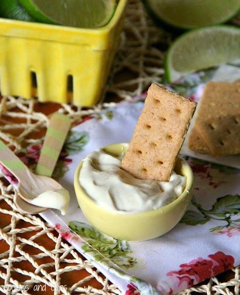 Fat Free Key Lime Pie Dip Recipe
