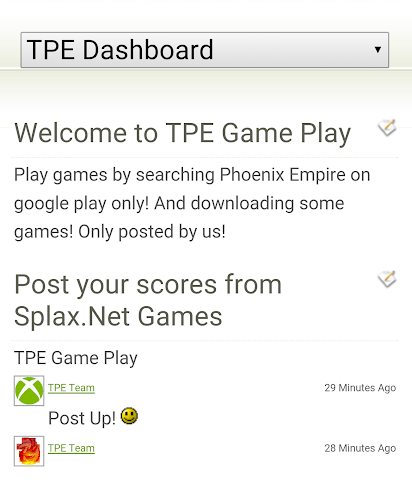 android TPE Game Play Screenshot 2