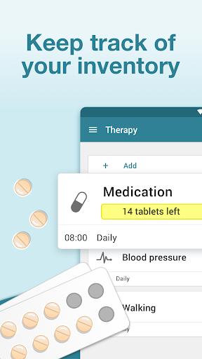Medication Reminder & Pill Tracker 3.46.0 screenshots 3