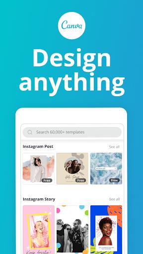 Canva: Graphic Design, Video Collage, Logo Maker Apk 1