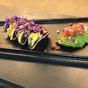 Tacos (fish, shrimp, chicken)
