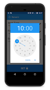 Reservi(β): Smartphone Addiction Timer Lock - náhled