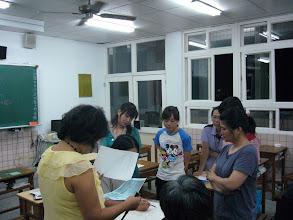 Photo: 20110920竹南(二)啟發式素描與插畫(社區巷弄篇)001