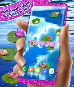 Water Lily Live Wallpaper 🌺 Flowers Wallpapers 3