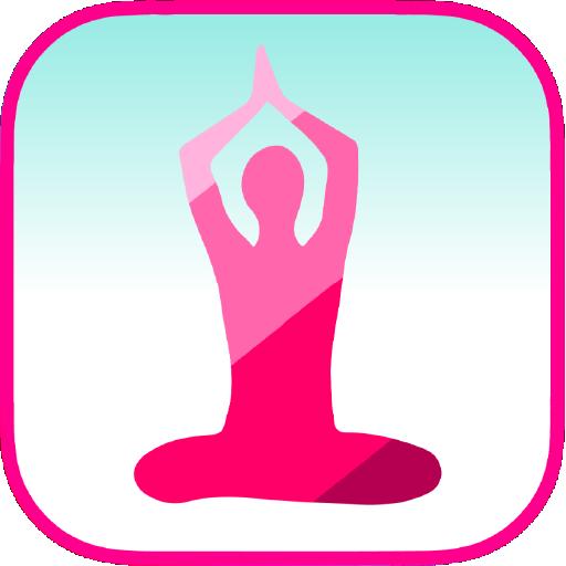 瑜伽女 健康 App LOGO-硬是要APP
