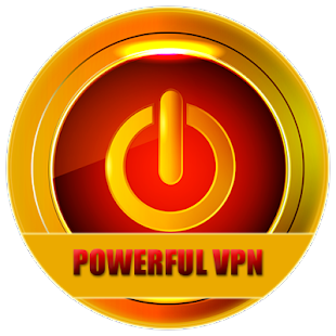 Powerful VPN Free - náhled