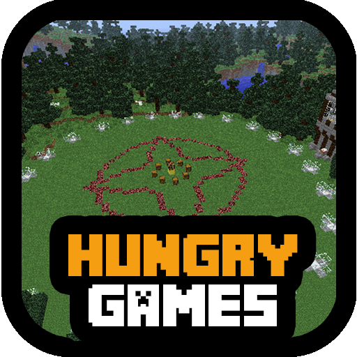 Map Hunger Games for MCPE file APK for Gaming PC/PS3/PS4 Smart TV