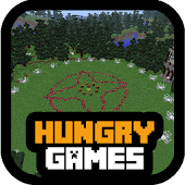 Map Hunger Games for MCPE