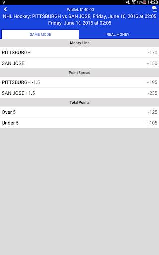 Sports Bettingu2122 Vegas Fantasy 3.5.3 screenshots 7