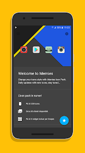 Memies - Icon Pack v0.8.1(beta)