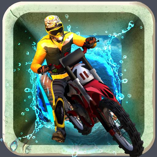 自行车大师3D 賽車遊戲 LOGO-玩APPs