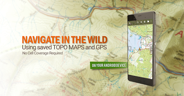 BackCountry Navigator PRO GPS