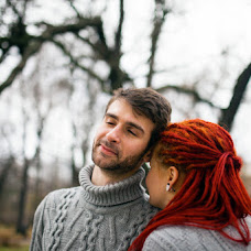 Wedding photographer Kristina Tolstikova (KroXa). Photo of 27.11.2014