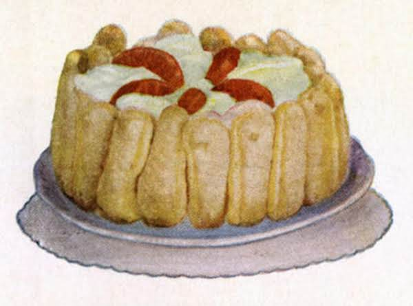 No Bake, Orange Cake Recipe