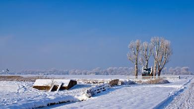Photo: Landschappen. Winter in het noorden. Foto: Henk van Schie.