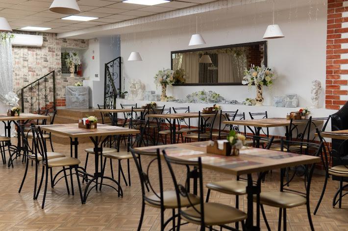 Фото №6 зала Кафе-Кафе
