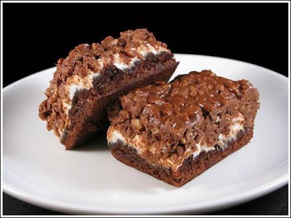 Crispy Brownie Treats Recipe