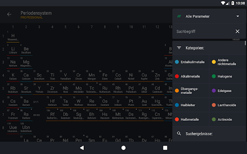Periodic table 2018 pro v0156 final patched apk latest apkmb periodensystem 2018 pro screenshot urtaz Image collections
