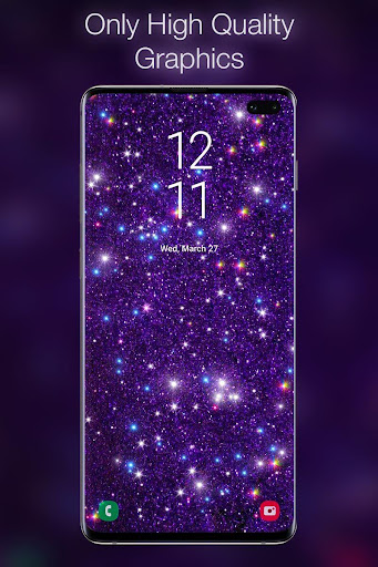 Glitter Live Wallpaper 1.53 Screenshots 5