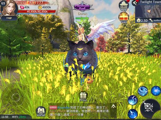 Land of Doran - get free VIP apkpoly screenshots 12