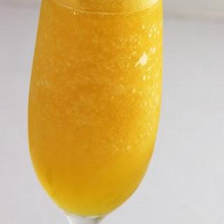 Frozen Mango Bellini Recipe