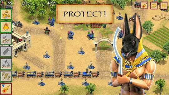 Defense of Egypt TD Premium MOD APK [Unlimited Money] 10