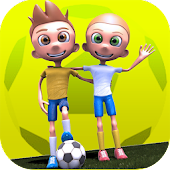 Toon Football : Multiplayer