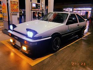 スプリンタートレノ AE86 S61 GTVのカスタム事例画像 ゆーきさんの2021年01月24日07:59の投稿
