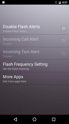 闪光警示|玩娛樂App免費|玩APPs