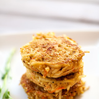 Quinoa Potato Pancakes