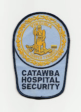 Photo: Catawba Hospital Security