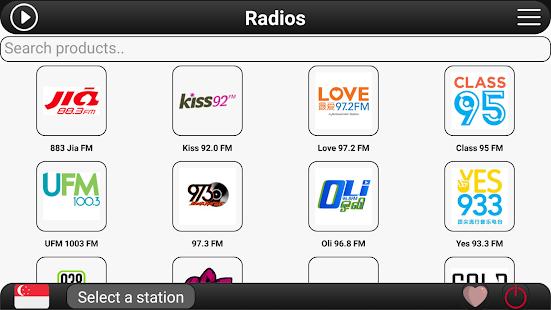 Singapore Radio FM - náhled