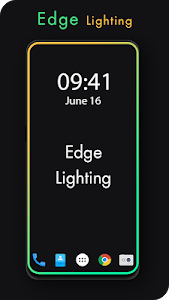 Edge Lighting Rounded Corner For All Device 1 2 + (AdFree