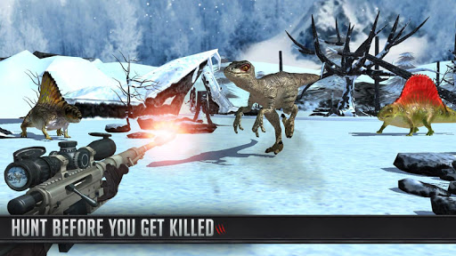 Dinosaur Hunter 2018 1.4 gameplay | by HackJr.Pw 7