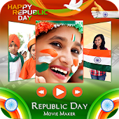 Republic Day Photo Video Maker : Photo Movie Maker
