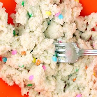 Healthy Cake Batter Truffles