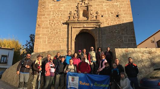 Diputación muestra la Ruta de 'Los Tres Pueblos'