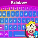 A.I. Type Rainbow א icon