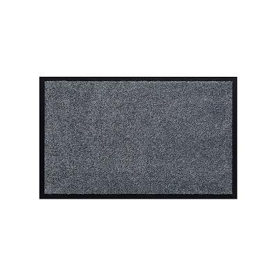 Грязезащитный коврик Hamat Twister 574 серый 80x120 см