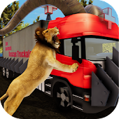 Jurassic Zoo Animal Rescue Truck